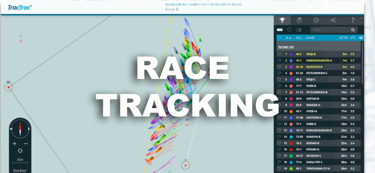 Thanks to our sponsor World Group, we're pleased to offer live race tracking via TracTrac.  Check it out!