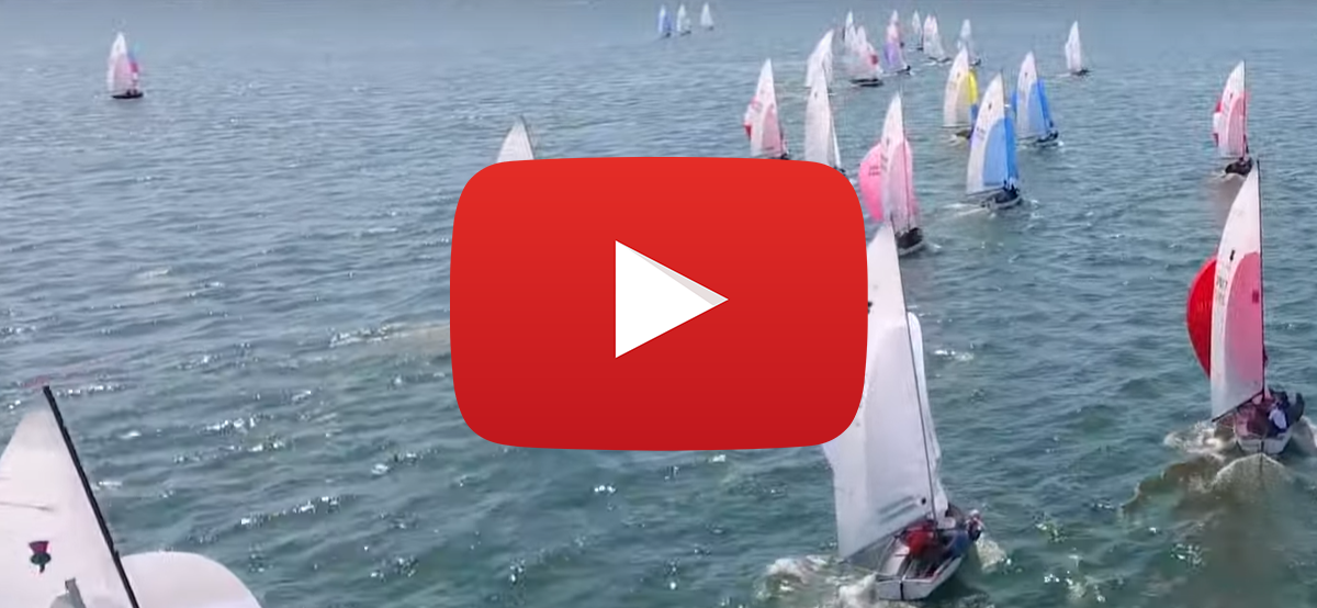 That's a wrap! Thanks to everyone who helped make the 2021 Thistle National Championship presented by KeyBank a smashing success!  Watch the regatta video by Tim Wilkes.
