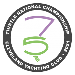 2021 Thistle Nationals Logo