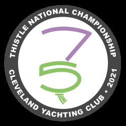 2021 Thistle Nationals Logo